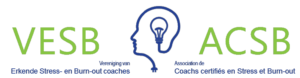 Logo van VESB - ACSB - Vereniging van Erkende Stress- en Burn-outcoaches