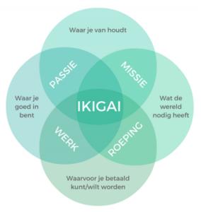 De betekenis van ikigai